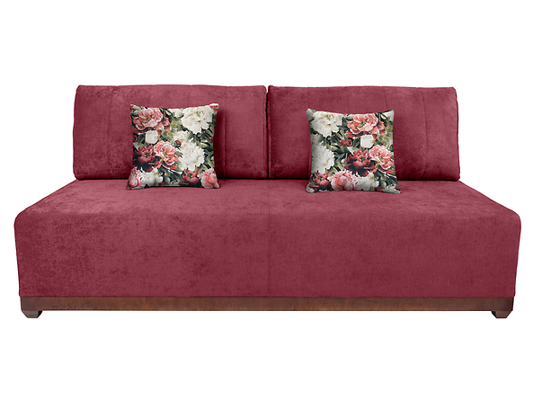 sofa Arbela, Tkanina Print Piwonia L827 Purple/Milton New 09 Purple, 99257