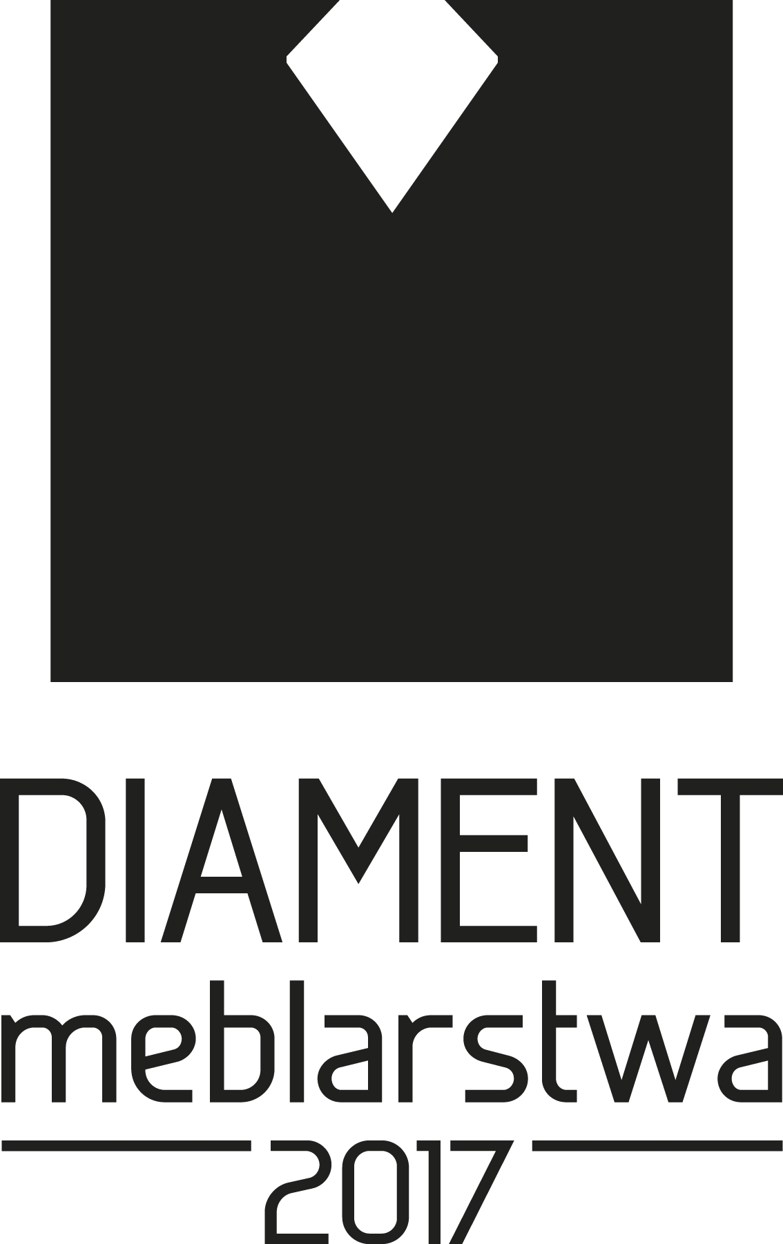 Diament Meblarstwa 2017 dla kolekcji Possi Light Black Red White