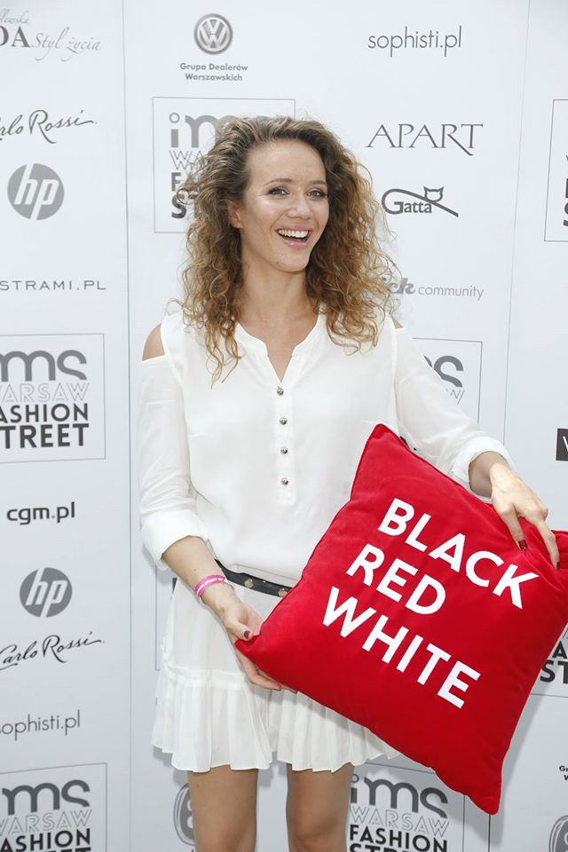 Black Red White na IMS Warsaw Fashion Street!