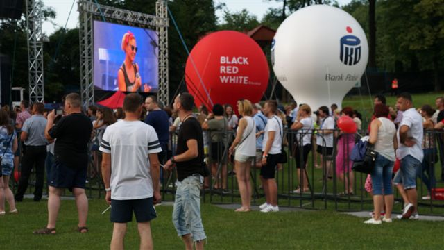 Black Red White na Andrychów Music Festival