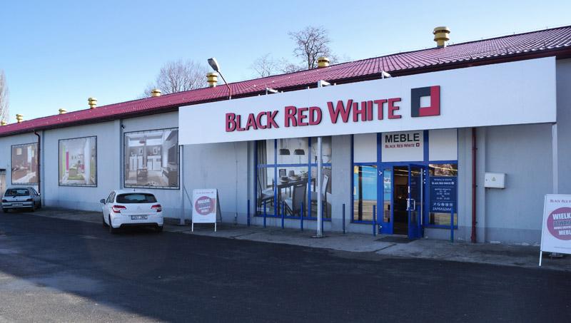Nowy salon partnerski Black Red White w Oleśnicy Black Red