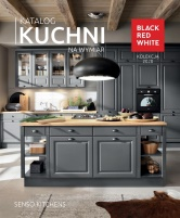 Katalog kuchni na wymiar Senso Kitchens 2020