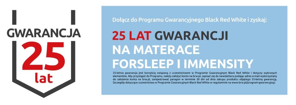 Program gwarancyjny Black Red White