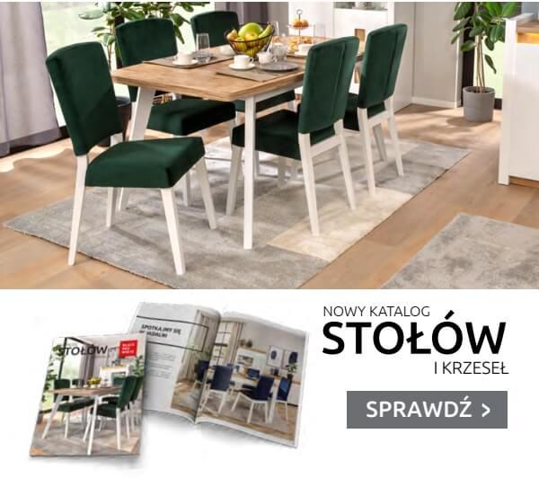 Katalog stołów i krzeseł Black Red White 2021/2022. Sprawdź!