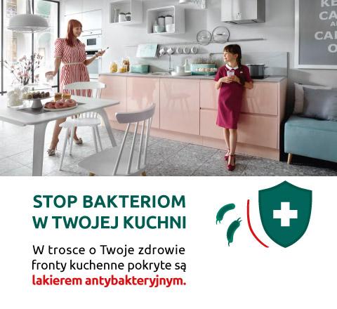 Stop bakteriom w Twojej kuchni. Sprawdź!