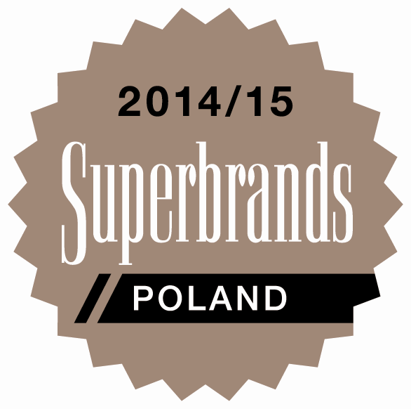Superbrands 2014/15 dla Black Red White!
