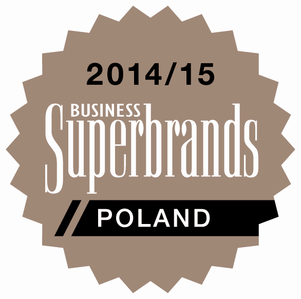 Business Superbrands 2014/15 dla Black Red White!