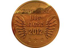 Потребительский Лидер Качества 2012