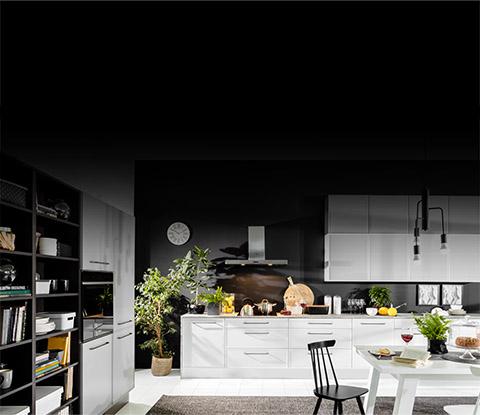 Zostań w domu i zaprojektuj swoję kuchnie z Black Red White.