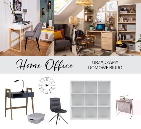 Home Office - urządzamy domowe biuro.