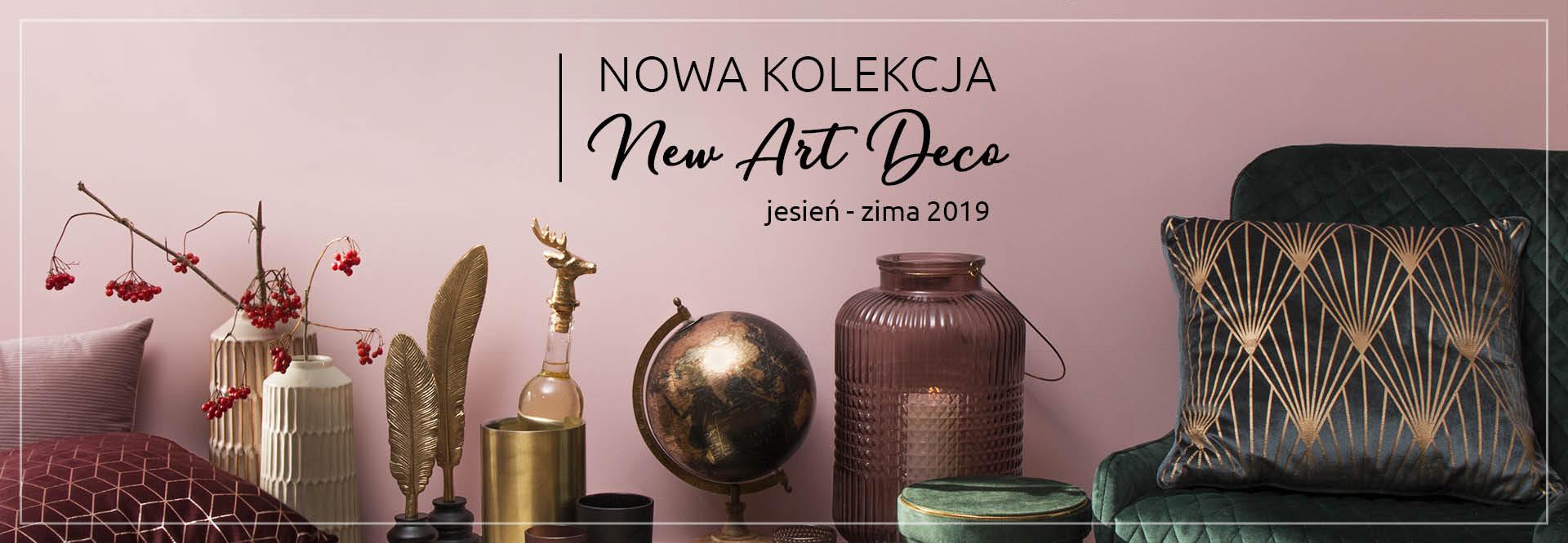 Nowa kolekcja Art Deco. Sprawdź!