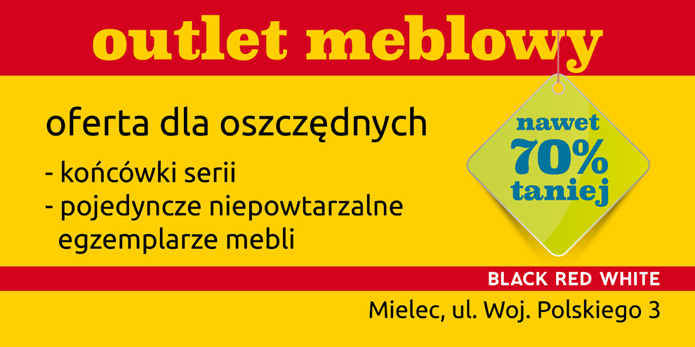 Mielec - outlet meblowy
