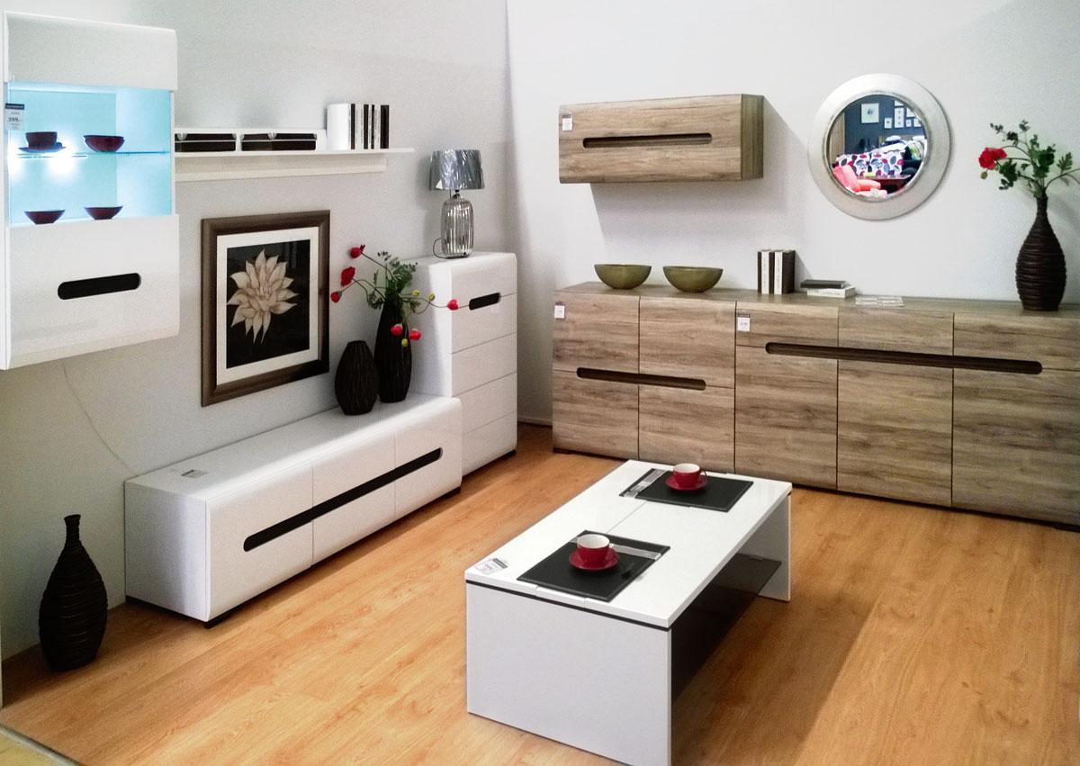 black red white meble i akcesoria internetowy salon