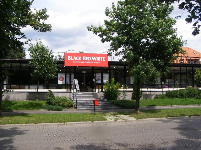 meble legnica black red white meble kuchenne salon