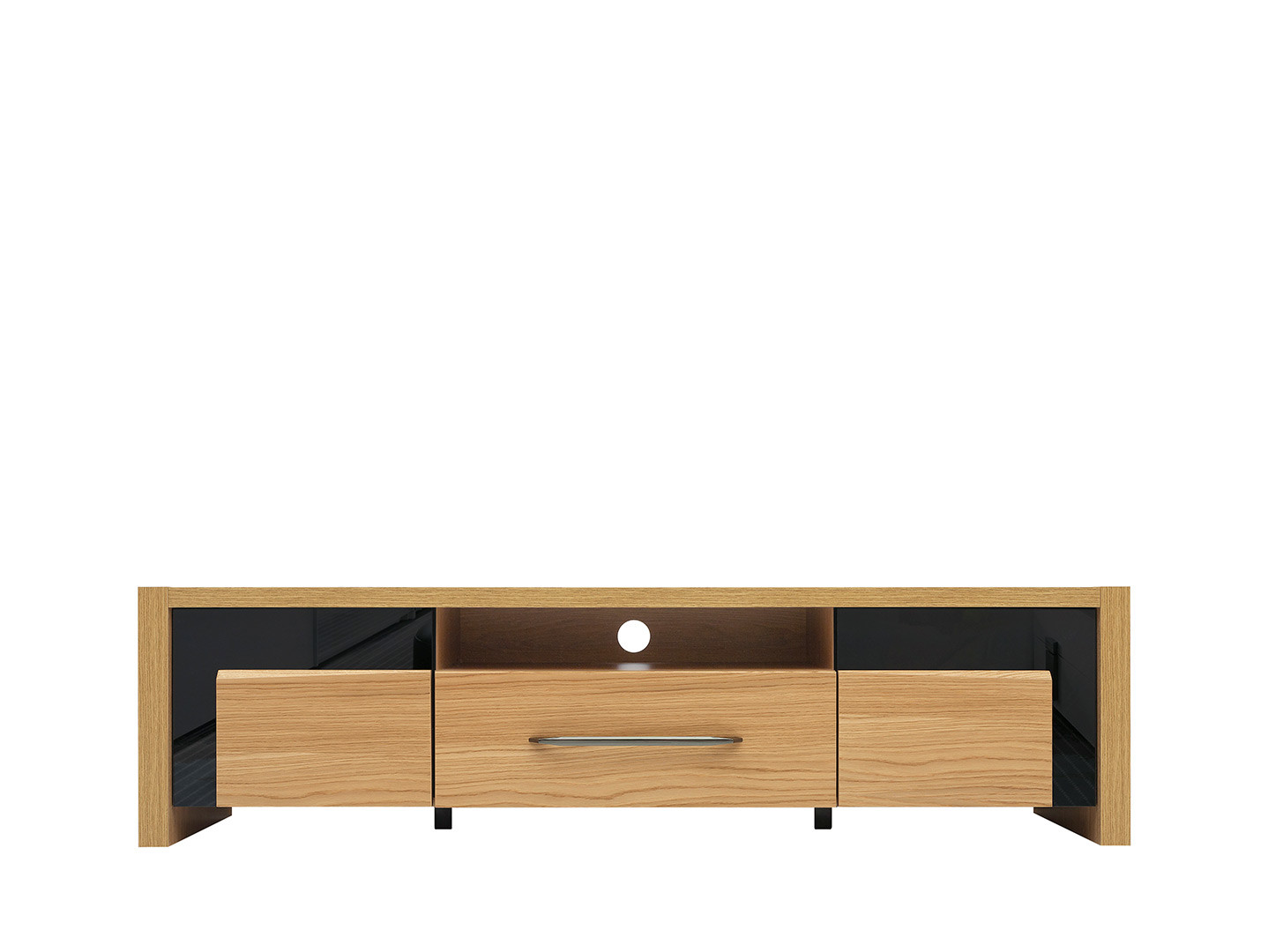 Tv Cabinet Arosa 160cm X 42 5cm X 45cm Furniture Store Brw Tv  # Ethnicraft Meuble Tv