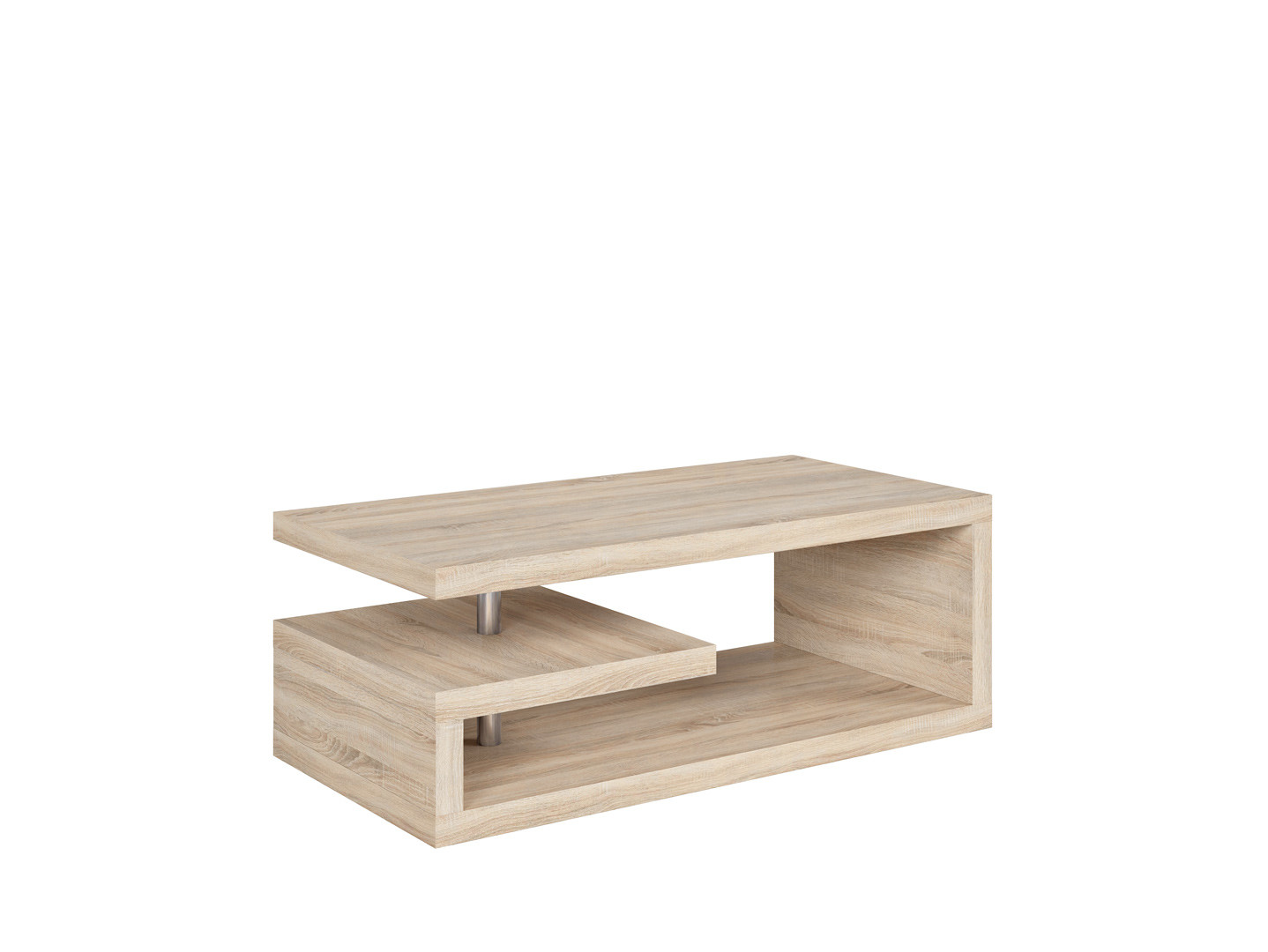 Coffee table glimp 60cm x 45cm x 120cm furniture store brw for Coffee table 60cm x 60cm